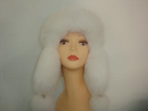 Мужские зимние меховые шапки